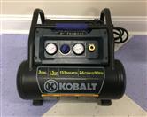 KOBALT TOOLS 3 GALLON 155 PSI AIR COMPRESSOR *In Store Pick Up*